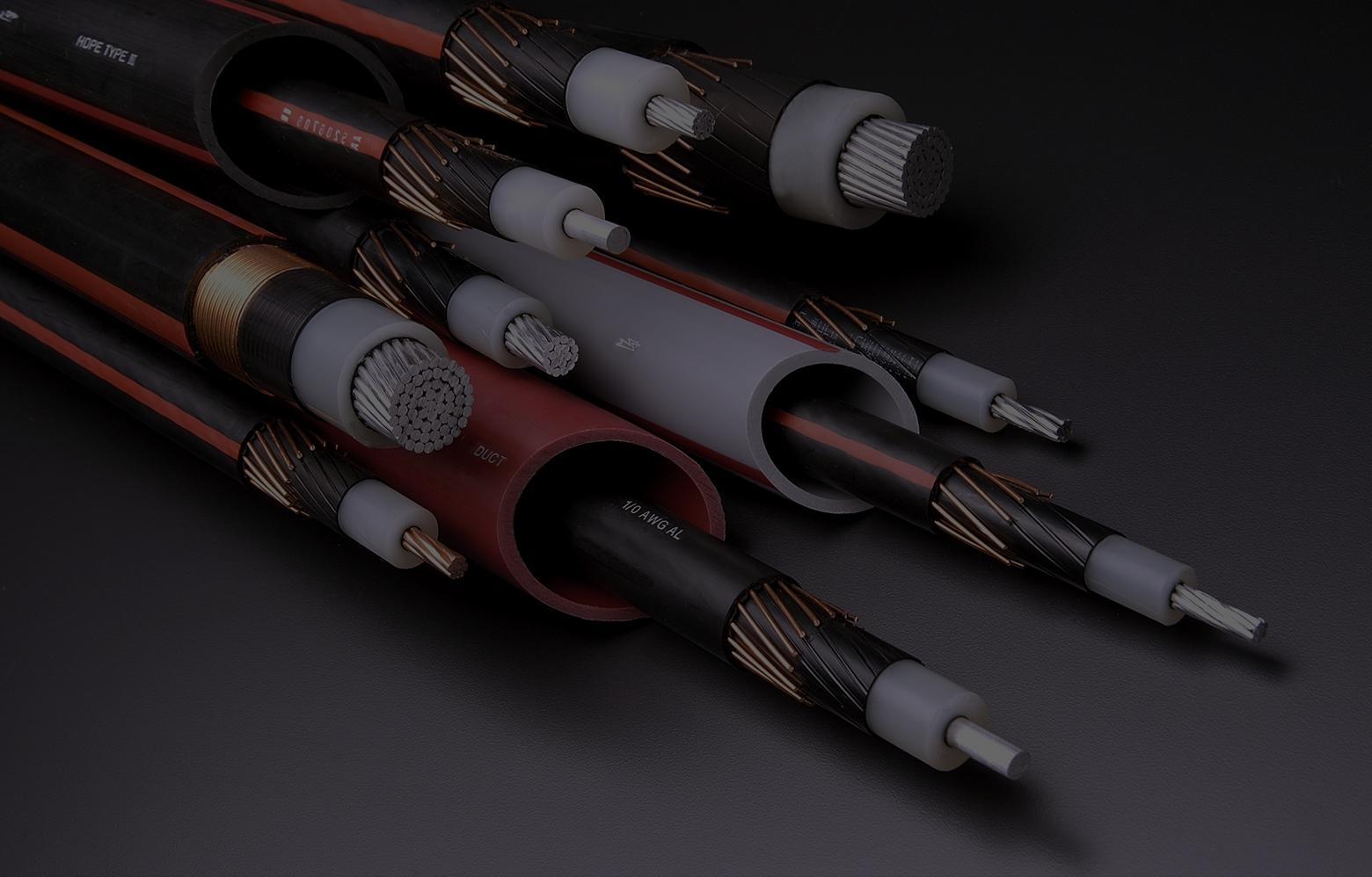 Слайдер кабель и провода